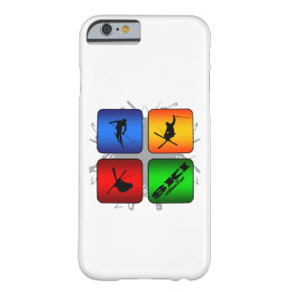 Amazing Ski Urban Style Barely There iPhone 6 Case
