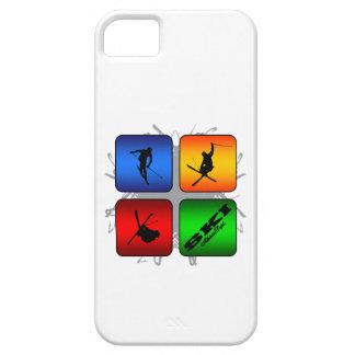 Amazing Ski Urban Style iPhone 5 Cases
