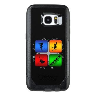 Amazing Ski Urban Style OtterBox Samsung Galaxy S7 Edge Case