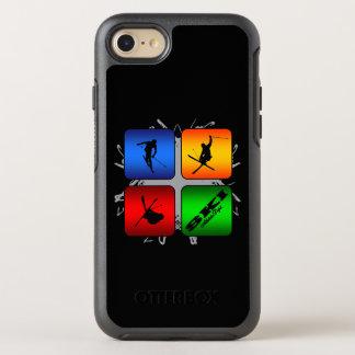 Amazing Ski Urban Style OtterBox Symmetry iPhone 7 Case