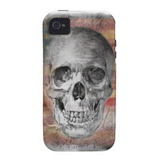 Amazing Skull  Design on i-Phone 4 case iPhone 4 Case