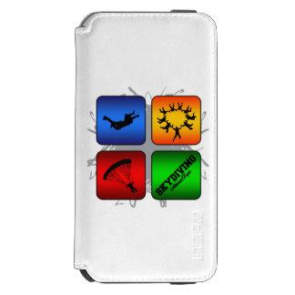 Amazing Skydiving Urban Style Incipio Watson™ iPhone 6 Wallet Case