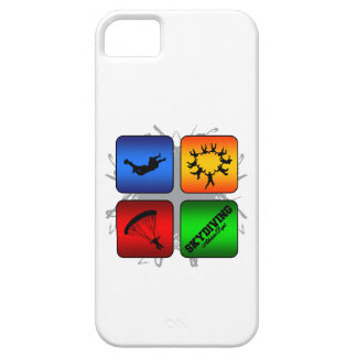 Amazing Skydiving Urban Style iPhone 5 Covers