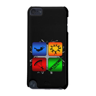 Amazing Skydiving Urban Style iPod Touch 5G Covers