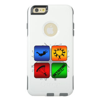 Amazing Skydiving Urban Style OtterBox iPhone 6/6s Plus Case