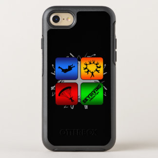 Amazing Skydiving Urban Style OtterBox Symmetry iPhone 8/7 Case