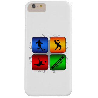 Amazing Soccer Urban Style Barely There iPhone 6 Plus Case