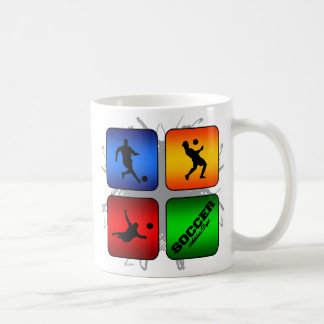 Amazing Soccer Urban Style Coffee Mug