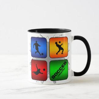 Amazing Soccer Urban Style Mug