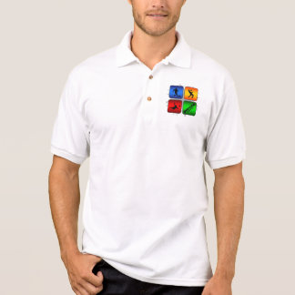 Amazing Soccer Urban Style Polo Shirt