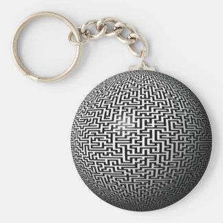 amazing sphere key ring