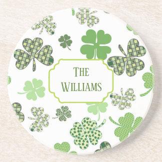 Amazing St. Patrick's Day Irish Coaster