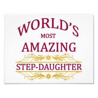 Amazing Step-Daughter Art Photo