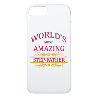 Amazing Step-Father iPhone 7 Case