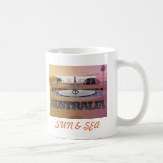 Amazing Sun and Sea. Perth, WA Coffee Mug