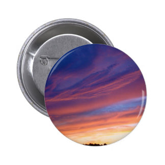 Amazing Sunset Pinback Button