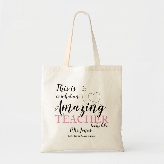 Personalised Tote Bag | Beanstalk Mums