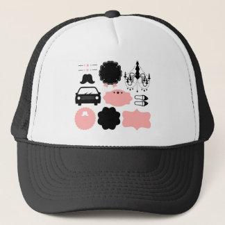 Amazing vintage Mustaches T-Shirts Trucker Hat