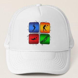 Amazing Volleyball Urban Style Trucker Hat