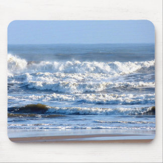 Amazing Waves Mouse Pad