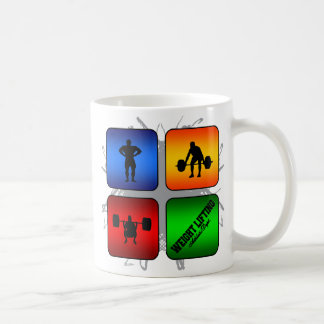 Amazing Weight Lifting Urban Style Coffee Mug