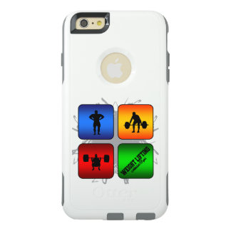 Amazing Weight Lifting Urban Style OtterBox iPhone 6/6s Plus Case