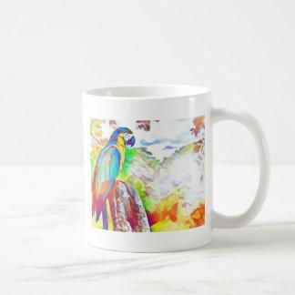 Amazon Bird Coffee Mug