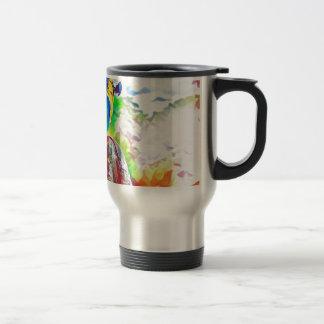 Amazon Bird Travel Mug