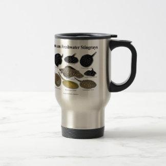 Amazon Freshwater Stingrays Travel Mug