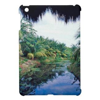Amazon Jungle River Landscape iPad Mini Cover