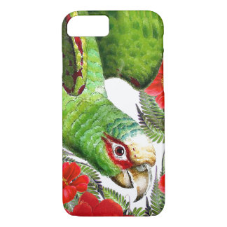Amazon Parrot Bird Wildlife Animal iPhone 7 Case