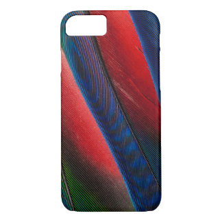 Amazon parrot feather design iPhone 8/7 case