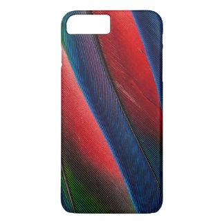 Amazon parrot feather design iPhone 8 plus/7 plus case