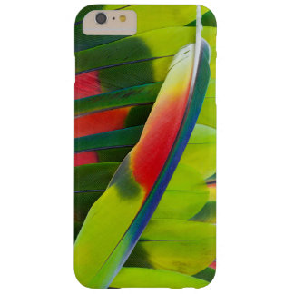Amazon Parrot Feather Still Life Barely There iPhone 6 Plus Case