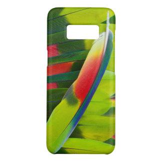 Amazon Parrot Feather Still Life Case-Mate Samsung Galaxy S8 Case