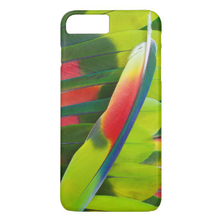 Amazon Parrot Feather Still Life iPhone 8 Plus/7 Plus Case