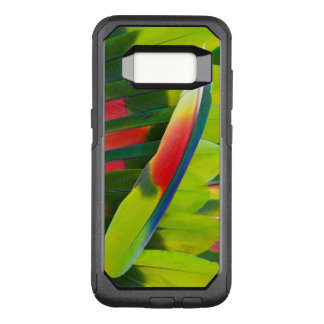 Amazon Parrot Feather Still Life OtterBox Commuter Samsung Galaxy S8 Case