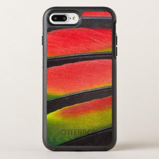 Amazon parrot feathers OtterBox symmetry iPhone 8 plus/7 plus case