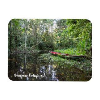 Amazon Rainforest Magnet