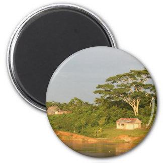 Amazon river bank magnet
