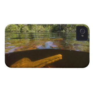 Amazon River Dolphins (Inia geoffrensis) Ariau Case-Mate iPhone 4 Cases