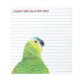 Amazon small notepad