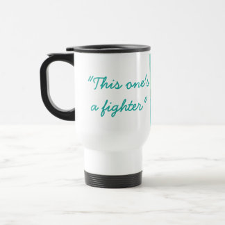 Amazon Warrior Diva Coffee Mug with quote