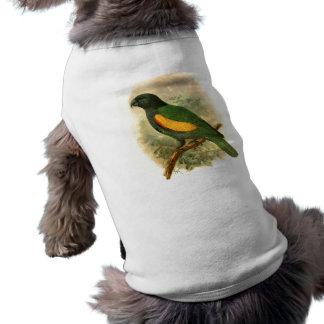 Amazona Violaceus Doggie Ribbed Tank Top Pet Tshirt