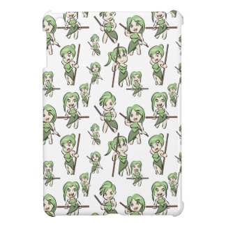 amazonian chibi girls iPad mini case