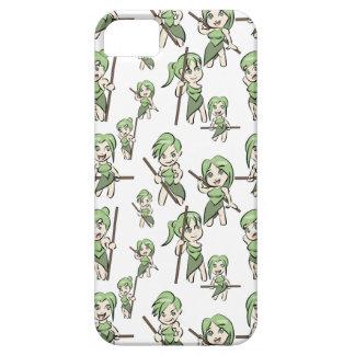 amazonian chibi girls iPhone 5 cover