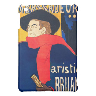 Ambassadeurs Aristide Bruant dans son Cabaret Cover For The iPad Mini