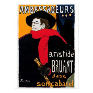 Ambassadeurs Postcard