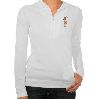 Amber Buck Apparel Hooded Sweatshirt