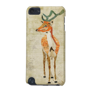 Amber Buck iPod Case iPod Touch 5G Case